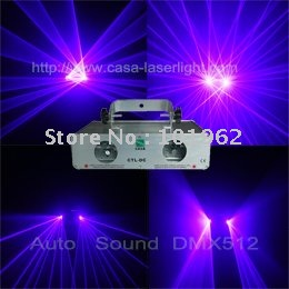 Christmas light Dual 200mW 405nm Violet blue Party Laser Light DMX Sound Auto DJ Disco Christmas Stage Lights(CTL-VV) скобы для степлера rapid 6мм тип 140 5000шт proline 11905711