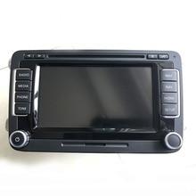 RNS510 светодиодный серии 6CD CD-плеер радио навигации 3CD 035 682 C 3CD035682C A2C91598900 для VW Golf Passat RNS510