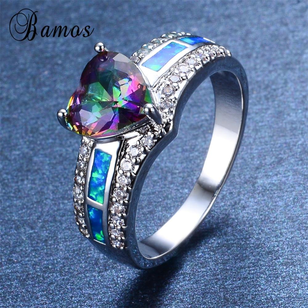 get cheap vintage opal rings aliexpress