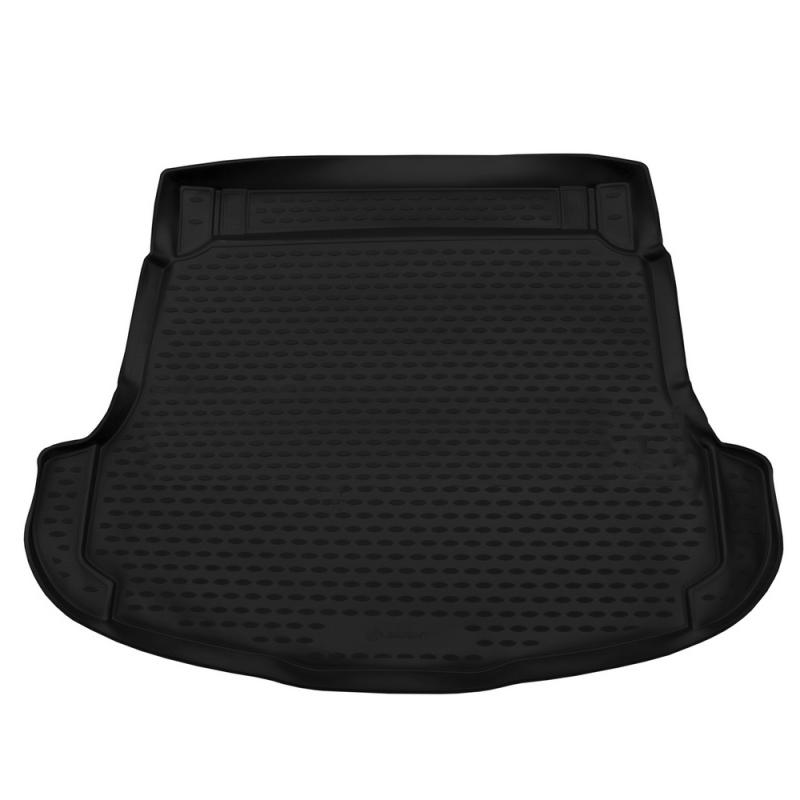 Mat rear trunk lid cover trim For HONDA Accord 2013-> сед. (polyurethane), NLC.18.29.B10 interior dashboard central console panel cover trim for audi q3 2013 2016 3pcs
