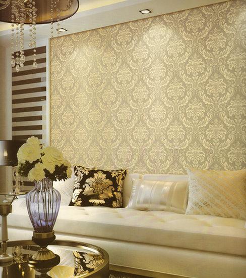 Classic horse leather flowers 3D Desktop Wallpaper living room sofa ...