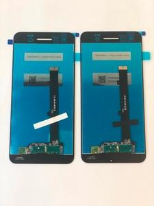 Image 3 - الأصلي LCD الأسود ل فودافون الذكية V8 VFD710 VFD 710 شاشة الكريستال السائل محمول بشاشة لمسية 5 بوصة محول الأرقام الجمعية استبدال أجزاء