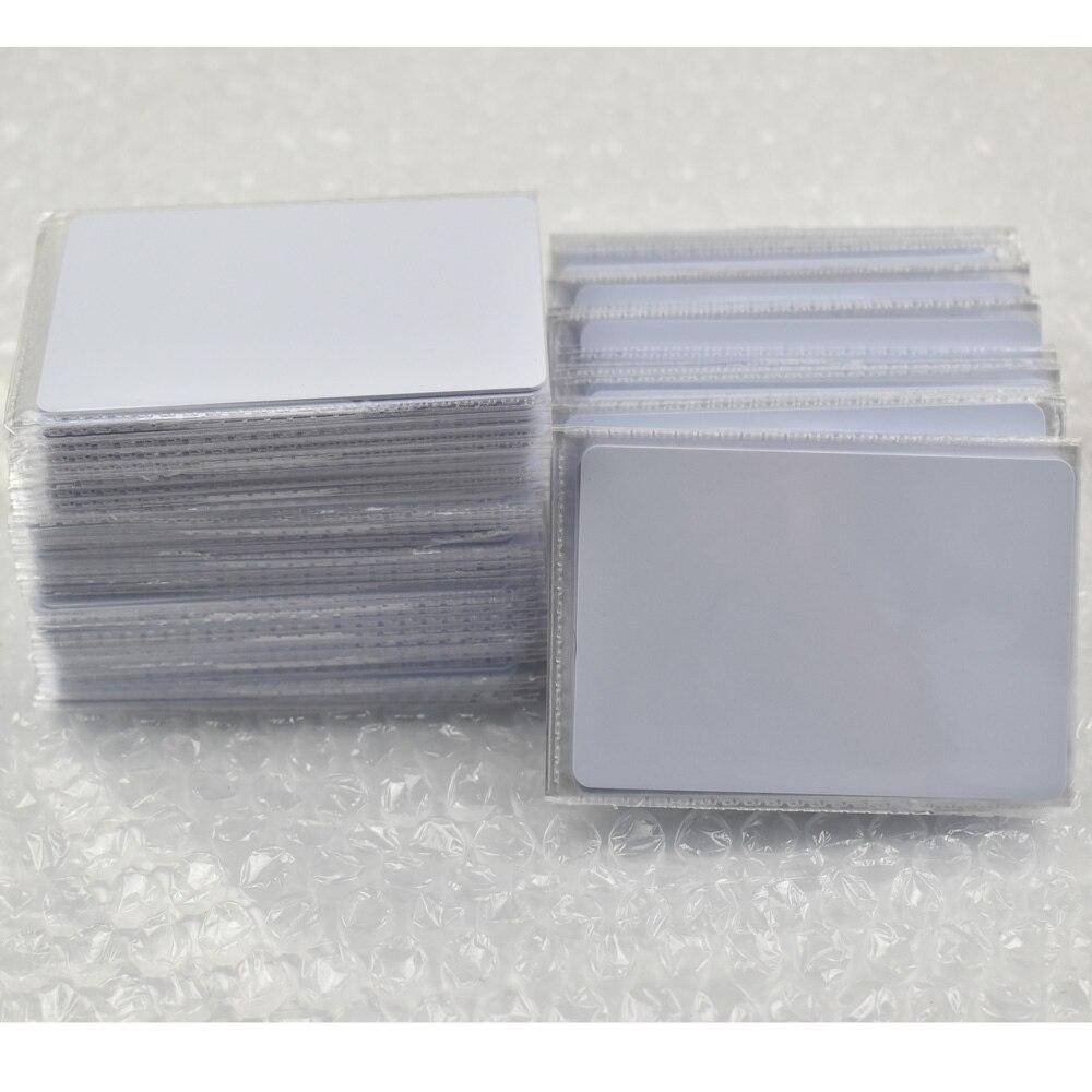 100pcs lot EM4305 rfid tag blank card Thin pvc Card read and write writable readable RFID