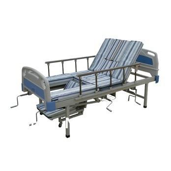 Manual Hospital Bed Home Care Bed nursing bed medical bed ...