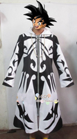 High Quality Custom Made Xemnas Cosplay Costume from Kingdom Hearts Anime Christmas Holloween