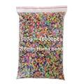 500 g/borsa 2.6mm Perline Hama 72 Colori Per Scegliere I Bambini Istruzione Giocattoli Fai Da Te 100% Garanzia di Qualità di Nuovo Perler Perline commercio all'ingrosso