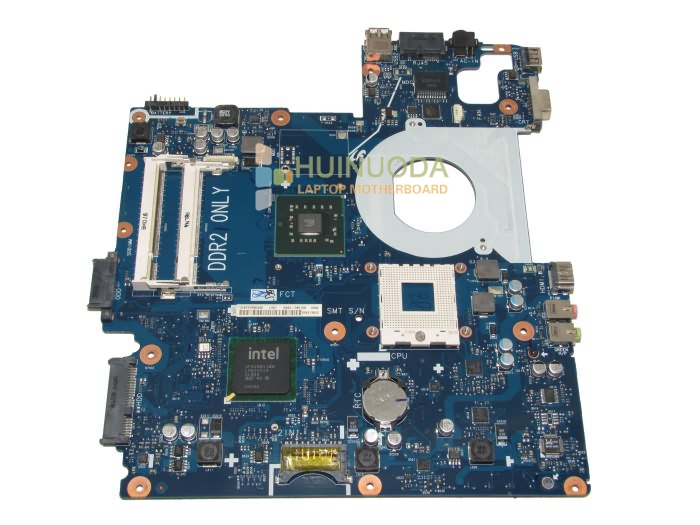 BA92-04810A BA92-04810B Laptop motherboard for Samsung R510 P510 Intel GM45 DDR2 Free CPU ba92 05127a ba92 05127b laptop motherboard for samsung np r60 r60 ddr2 intel ati rs600me mainboard