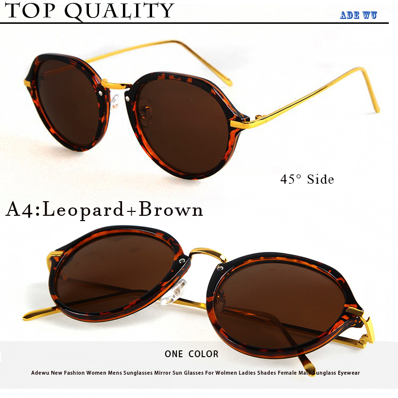 549cac876afe Adewu Fashion Sunglasses Men Luxury Brand Male Cat Eye Sun Glasses For  Driving Gentleman Alloy Golden Temple Sunglass lunette-in Sunglasses from  Apparel ...