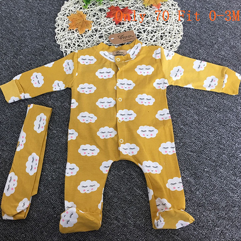 HTB1zpqhafvsK1RjSspdq6AZepXaK Pudcoco Girl Clothes Newborn Infant Baby Kids Girls Clothes Jumpsuit Romper Outfits Set