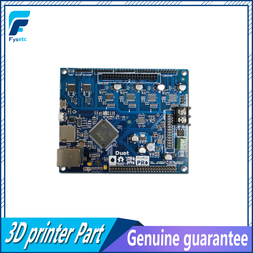 pushing the curve reprap printed circuit boards 3d printing dreams3d printer part duet 0 8 5 board compatible with reprap firmware us380