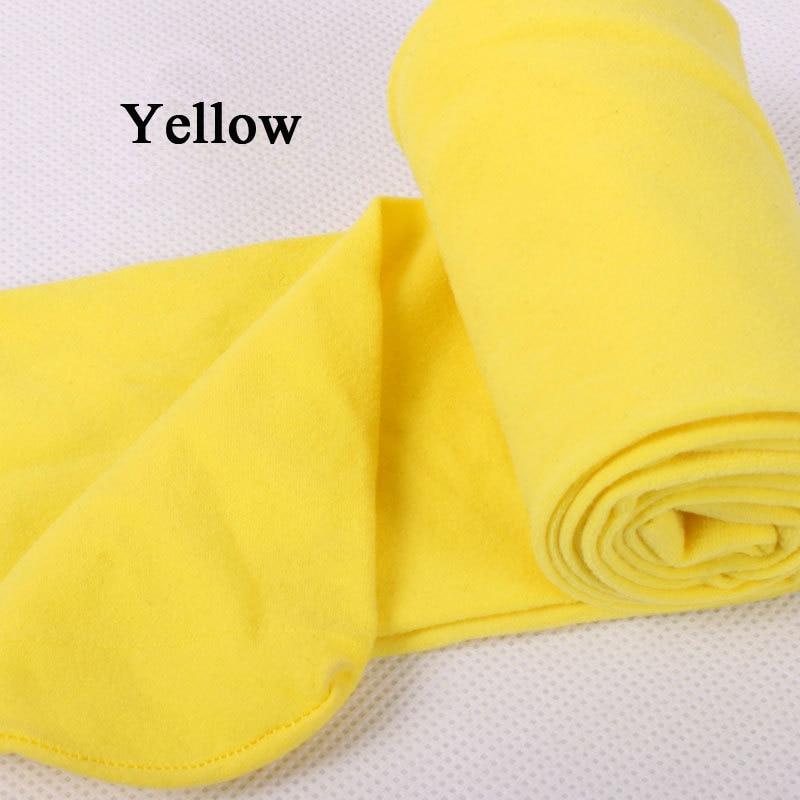 BIVIGAOS модные сексуальные Kawaii милые 120D бархатные бесшовные колготки ярких цветов колготки непрозрачные женские 18 цветов Сексуальные чулки - Цвет: Цвет: желтый