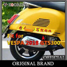 KODASKIN Sports Stickers Motorcycle Body Stickers Decals Modified Sticker Fit For VESPA GTS300 2018