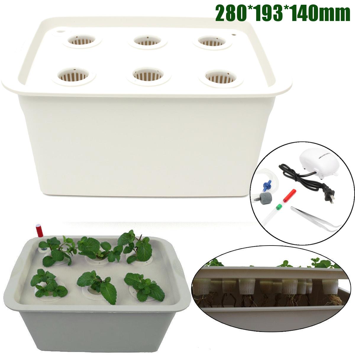 furos v sistema hidropnico jardim pote de berrio com tampa diy crescer copos cesta