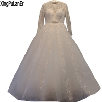 Hot Selling White Chiffon One Shoulder High Low Short Front Long Back Beach Wedding Gown Cheap