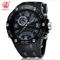 OHSEN Luxury Fashion Brand Watches Mens LED Sports Military Watches Shock Men's Analog Quartz Digital Watches Relogio Masculino