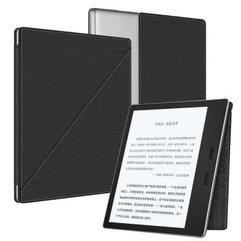 Single-sided Magnetic Cover Case for 7 Kindle Oasis 2019 (10th Generation) eReader for Kindle Oasis 3 Auto Sleep/Wake Cover for amazon kindle oasis 2019 kindle oasis 3 7 0 e reader transformer case for kindel oasis 2017 oasis 2 sleeve cover gift
