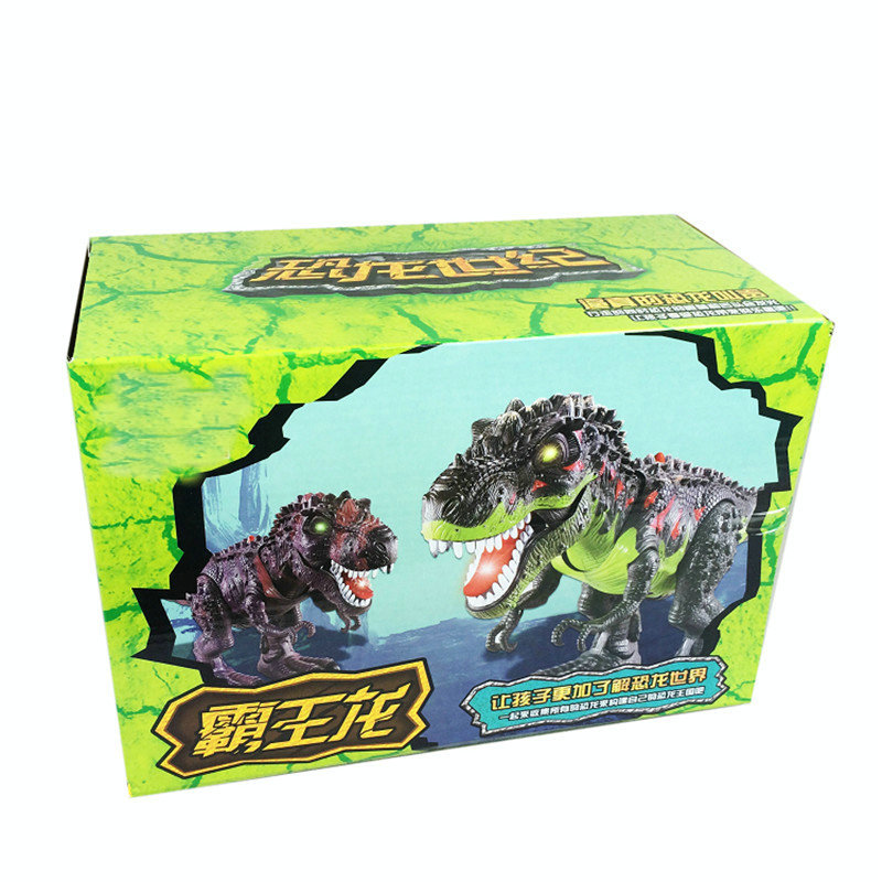 PVC-Electronic-Tyrannosaurus-Rex-Toy-Electric-Dinosaur-Robot-With-Flashing-Sounding-Dinosaurs-For-Games-Hot-Toys