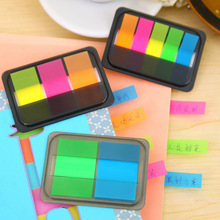 DIY New Cute Kawaii Colored Memo Pad Korean Lovely Sticky Paper Post It Note School Office Stationery Supplies