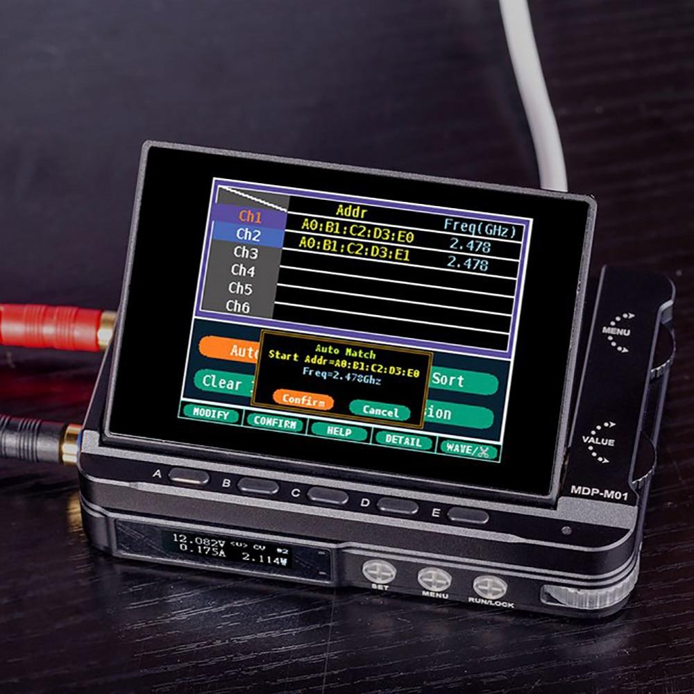 Laboratoire de puissance numérique MDP 30V Ultra-Durable réglable pour les tests et les expériences