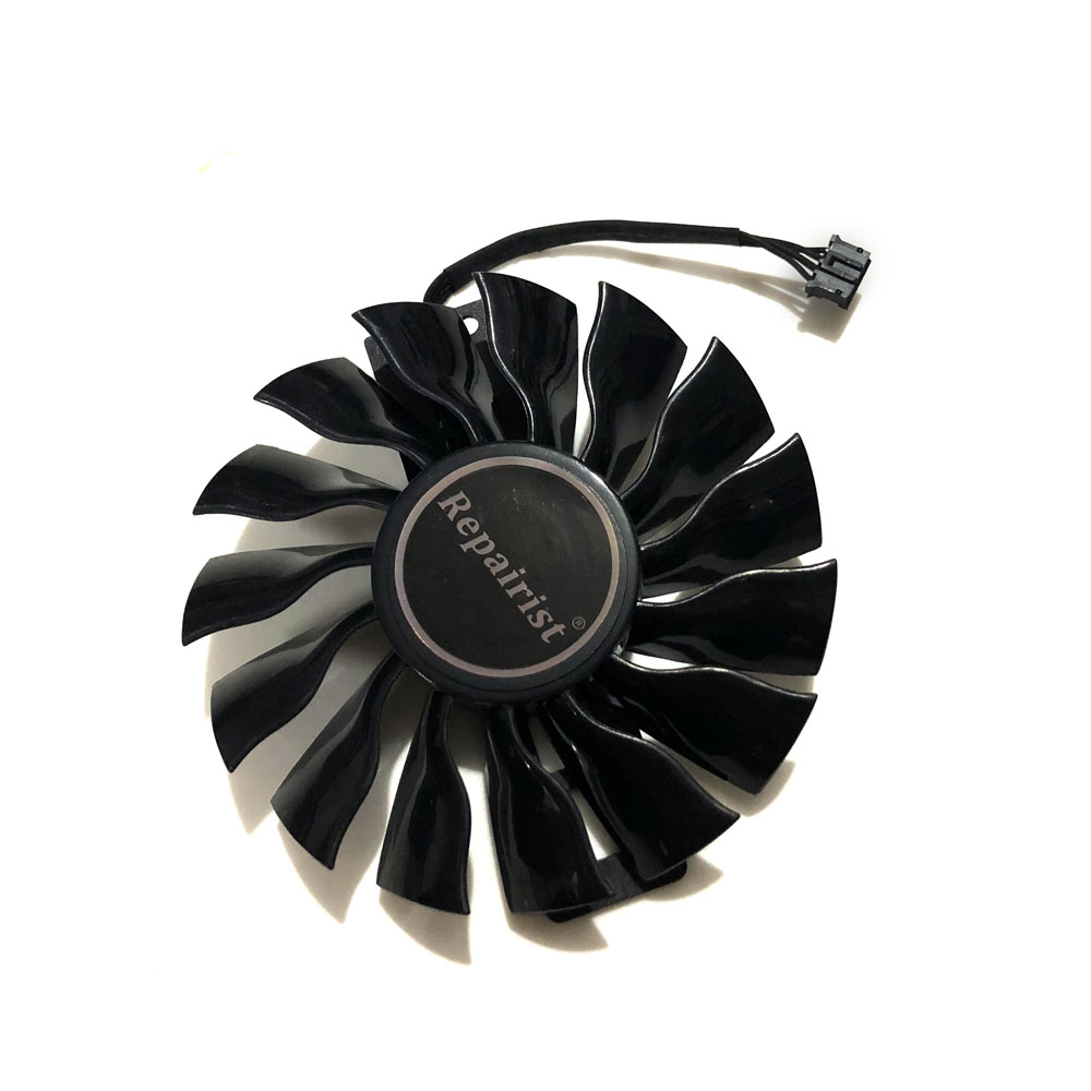 PNY GTX1060 VCGGTX10606PB GPU VGA Cooler Video Fan For Palit GeForce Storm GTX 1060 X 3GB Graphics Cards Cooling Replacement image