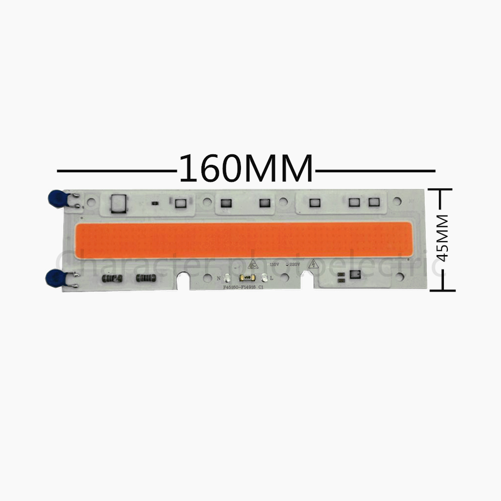 30 50 70W full spectrum corncob 110 220V intelligent IC 400 840nm plant growth lamp is suitable for promoting plant growth in Light Beads from Lights Lighting
