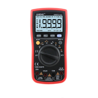 AN870 Auto Ranging Digital Multimeter High Precision True RMS 19999 COUNTS NCV Ohmmeter AC DC Voltage