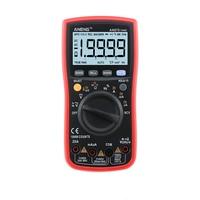 AN870 Auto Ranging Digital Multimeter High Precision True RMS 19999 COUNTS NCV Ohmmeter AC DC Voltage