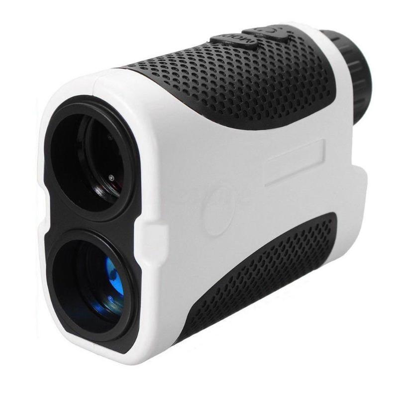 400 м Гольф цифровой лазерный дальномер светодиодный охоты компенсации наклона Угол сканирования бинокль Pinseeking клуб случай