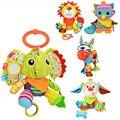 Bicho de pelúcia brinquedos, brinquedos do bebê, bebês e bonecas com mordedor bebe brinquedos juguetes