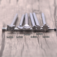 Carving Leather Craft Stamps Set Craft Alloy Leather Tools 20pcs LOT DIY Leather Working Saddle Making
