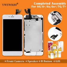 AAA+++Quality For iPhone 6 6S Plus LCD Full Assembly complete with 3D touch for iPhone 6S Plus Screen Replacement No Dead Pixel