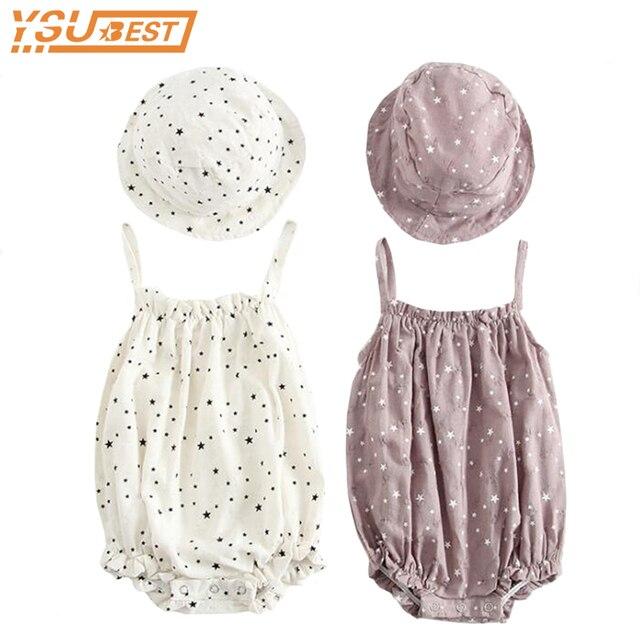 faab90e2bb1c4 Baby Girl's Body Korean Baby Summer Cotton Korean Female Baby Sling ...