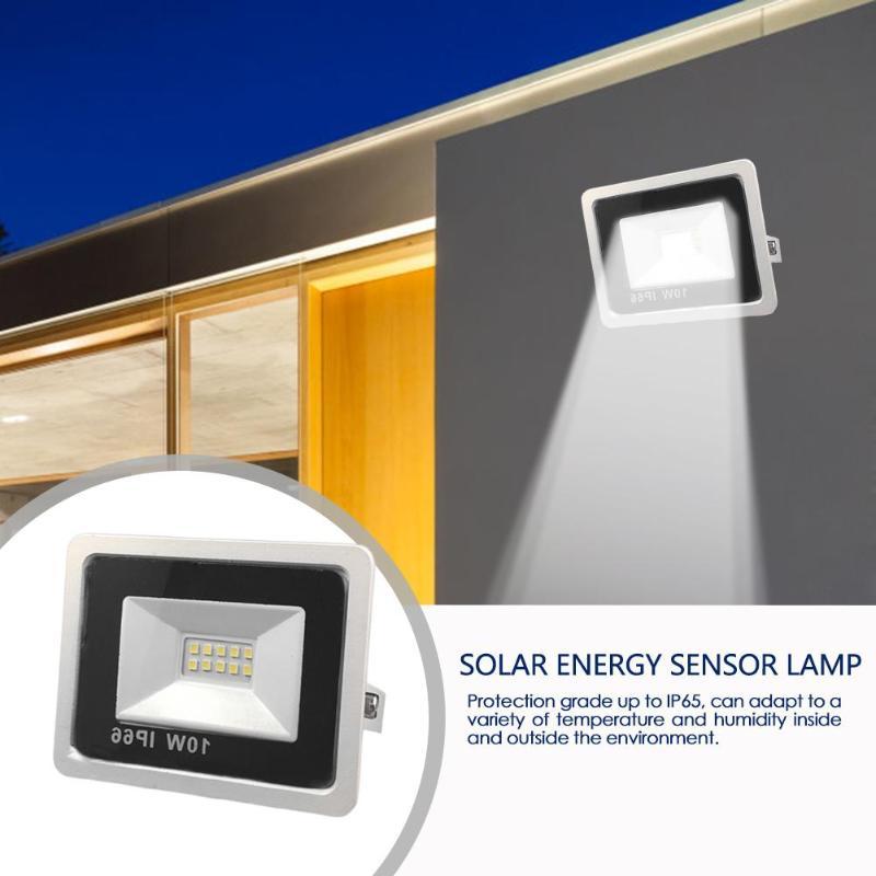 10/36/64LED Flood Light 10W 30W 50W Floodlights IP66 Waterproof Spotlight