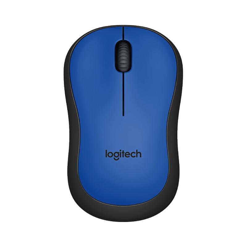 Mouse Logitech M220 SILENT Blue