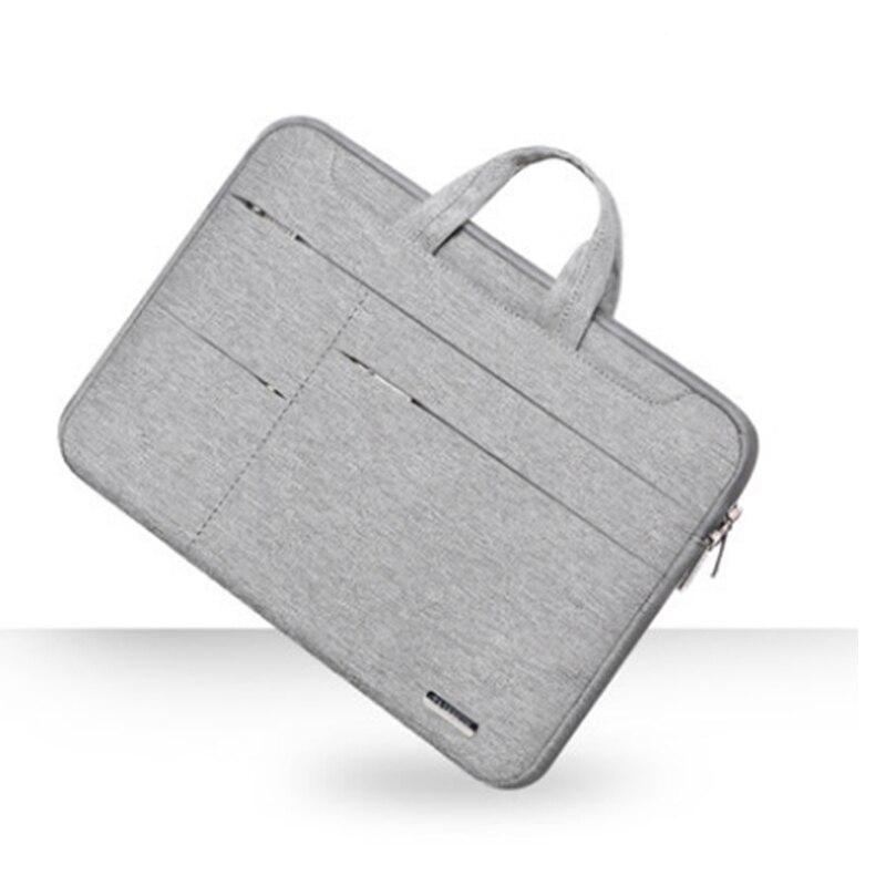 Laptop Bags For HUAWEI Honor MagicBook 14 MateBook 13 X Pro 13.9 MateBook E 12 MateBook D/B 15.6 Multi-use Design Laptop SleeveLaptop Bags For HUAWEI Honor MagicBook 14 MateBook 13 X Pro 13.9 MateBook E 12 MateBook D/B 15.6 Multi-use Design Laptop Sleeve