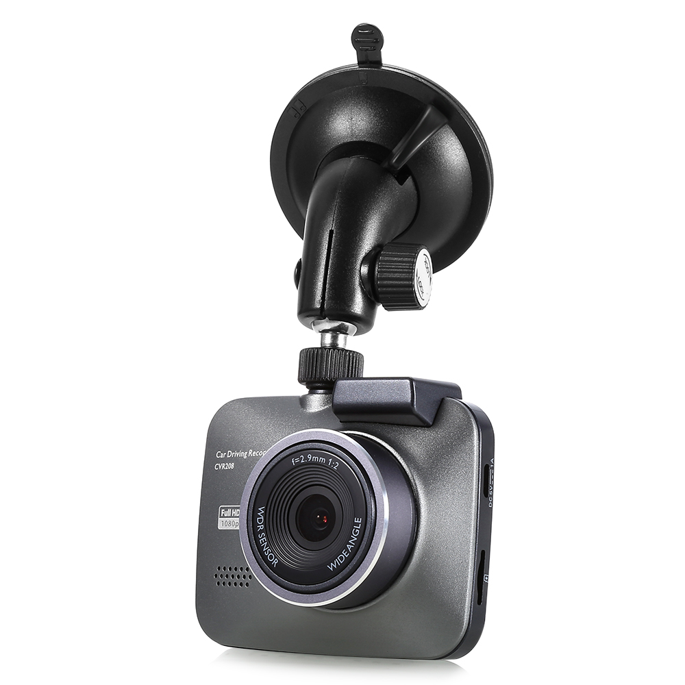 PHILIPS CVR208 2 4 Inch 140 Degree Mini Dash Cam 1920 X 1080P HD Driving  Recorder Support Night Vision Motion Detection DVR