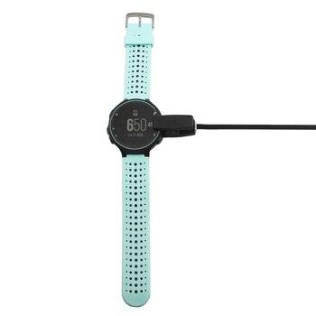 OOTDTY USB Klip Şarj Cradle şarj Standı Için Garmin Öncüsü 235 630 230 735XT