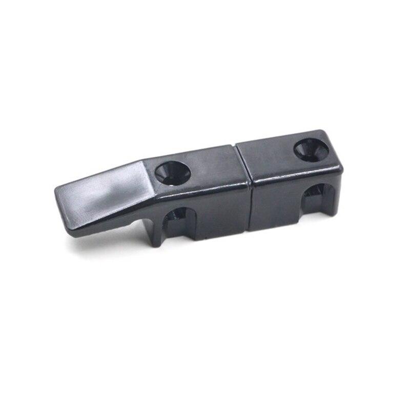 Nieuwe Mode 20 Sets Push Klik Op Quick Fitting Keuken Installatie Kast Nep Lade Crown Molding Filler Wall Panel Opgeschort Clip Kortingen Sale