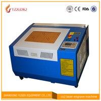 3040 laser engraving machine 40w plotter version