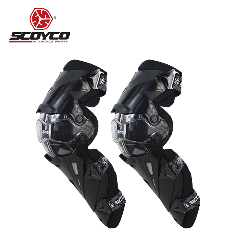 Motorcycle Kneepad Knee Gurad Protector Men Equipment Protective Gears Protection Freely Motocross Guards Racing Moto Gear