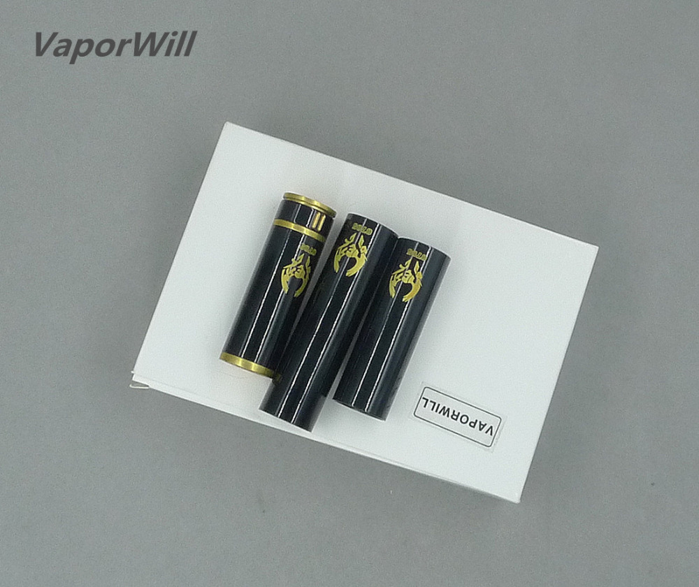 Heimdall mod 18350 18500 18650 Mechanical Mod Vapor Vape cuerpo de la - Cigarrillos electrónicos - foto 4