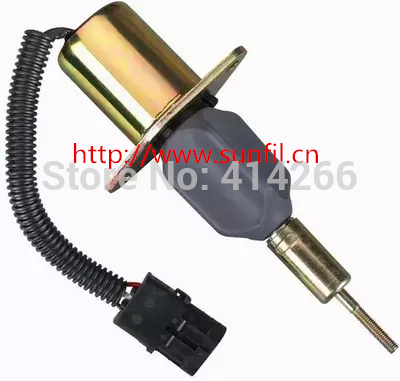 3935429 Fuel Shutdown Solenoid Valve for  engine Item detail,12V free fast shipping new fuel injector 04178023 for 1011 2011 engine 0432191624 free shipping