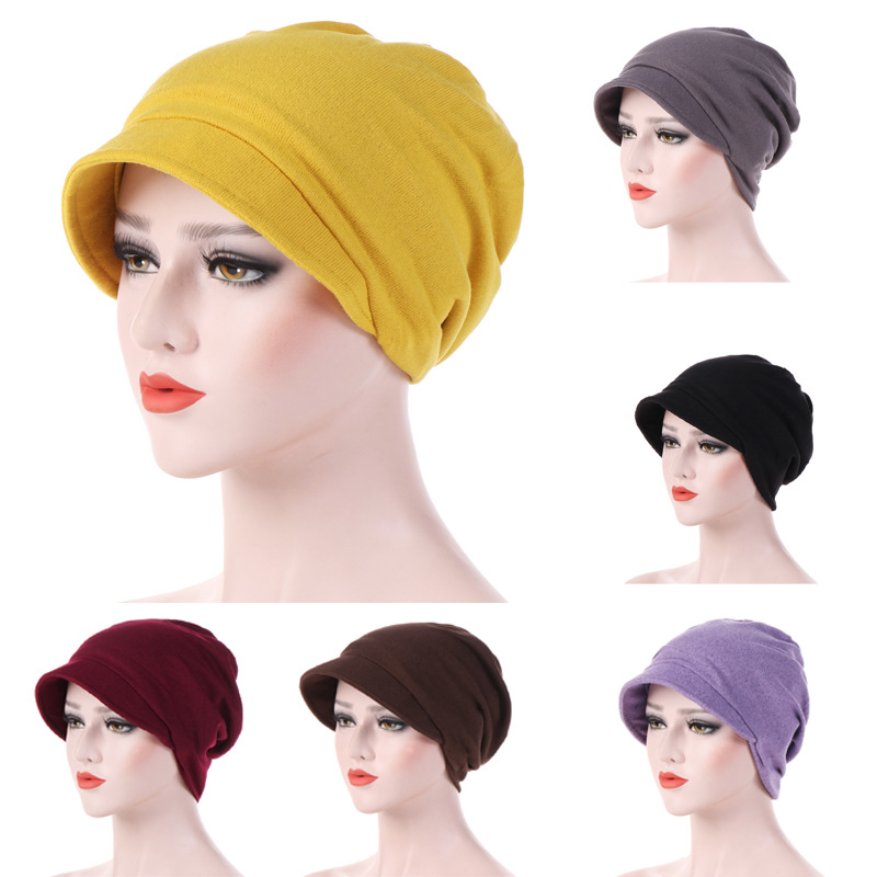 Spring Women Men Unisex Knitted Winter Cap Casual   Beanies   Solid Color Hip-hop   Skullies     Beanie   Hat