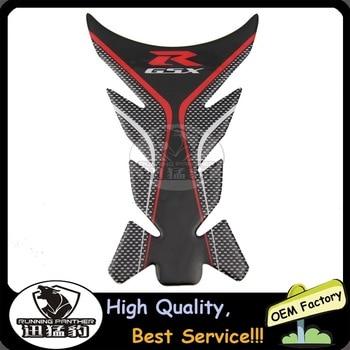 3D Motorcycle Tank Pad Protector Sticker Motocross Tankpad GSXR Stickers Case for Suzuki GSXR 600 750 1000 HAYABUSA 1300R Мотоцикл