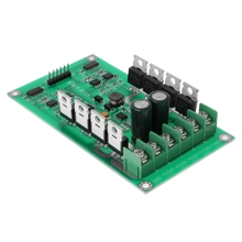 цена на 10A Peak 30A Dual Channel Motor Driver Board Module High Power H Bridge DC 3-36V