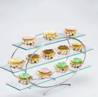 Dessert table cake stands party food display stand buffet sushi cold dish dessert display stands Holders