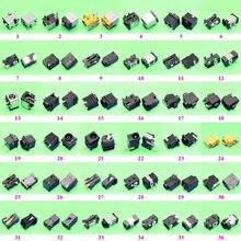 Vendere In Perdita 72 modelli di 1 10 pz Allingrosso Tablet PC Computer Portatile Notebook DC Power Martinetti Connettore per samsung/Asus/Acer/HP/SONY/Lenovo