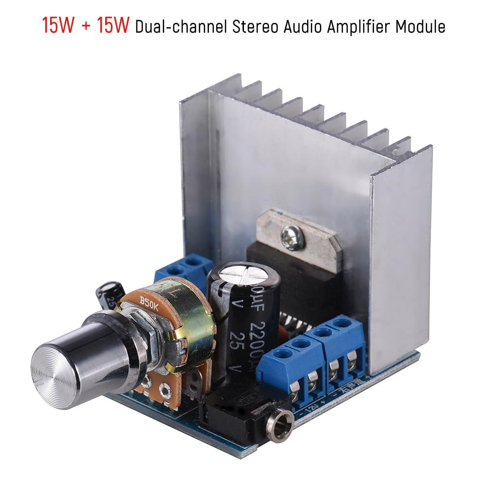 15w Audio Amplifier Circuit