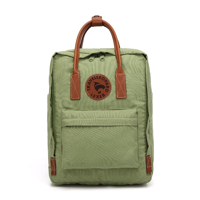 TRAVEL LEOPARD Kanken No.2 23565 Backpack School Kanken Backpack Women School Bags For Teenage Girls