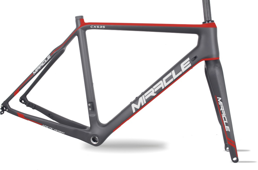 Hot sale Chinese Cyclocross Frame Carbon CX frame Di2 Disc brake ...